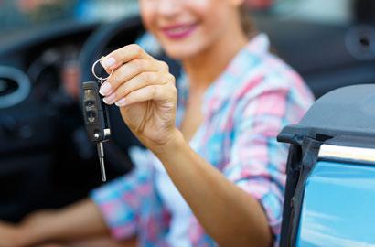 learn rental car spanish