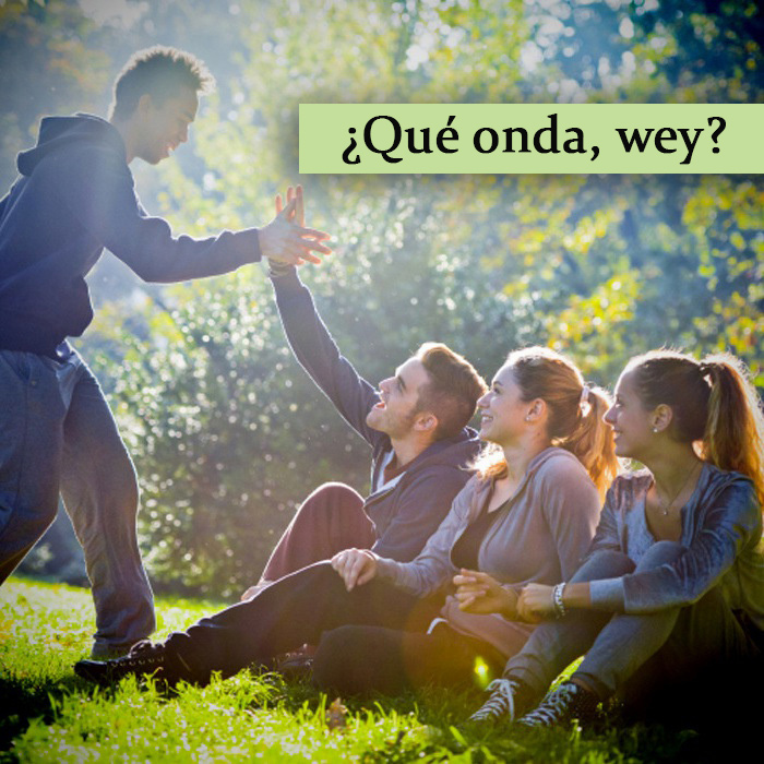 what does wey mean in Spanish